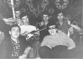 First Rock Band of the USSR The Ones